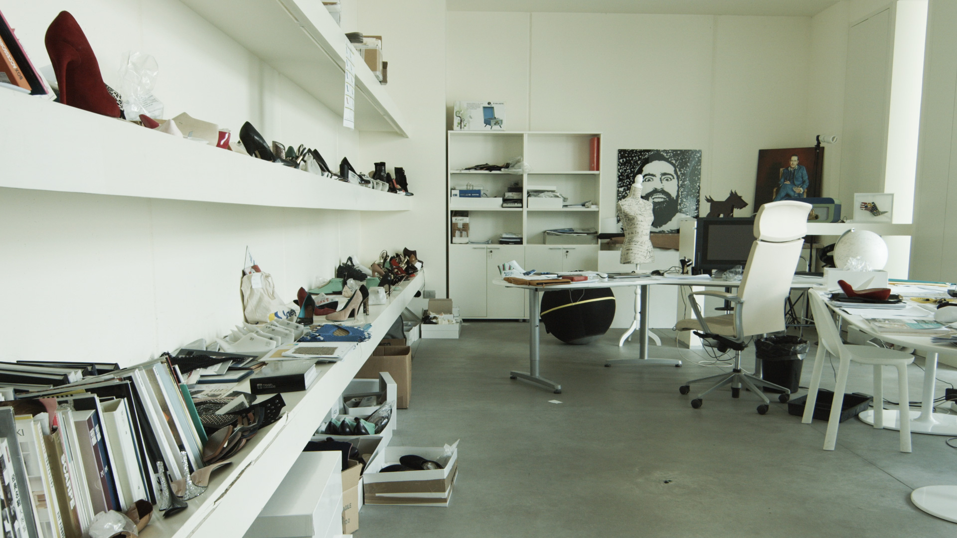 Giordano Torresi shoes